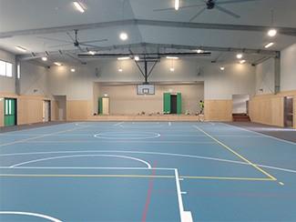 sports-venue picnic creek school