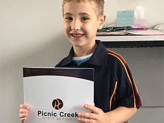 picnic creek school