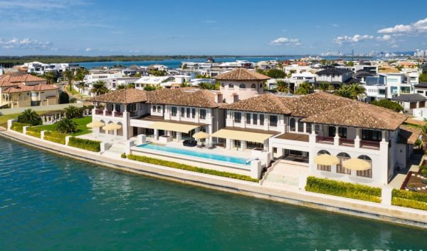 The Gold Coast trophy home that stands to make $38.7 million profit in six years