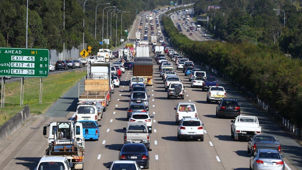 Gold coast freeway upgrade