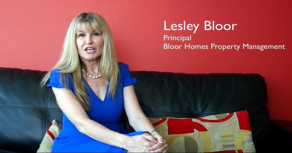 Lesley Bloor