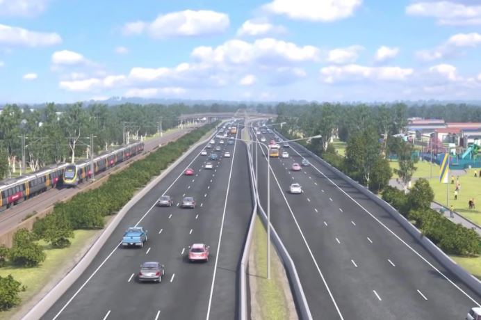 Residents in path of planned Coomera Connector say they have been 'left in the dark'